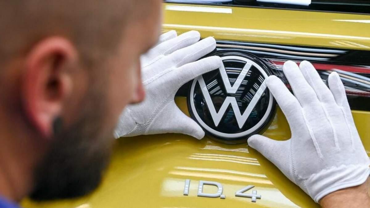 Volkswagen демонструє різке зростання