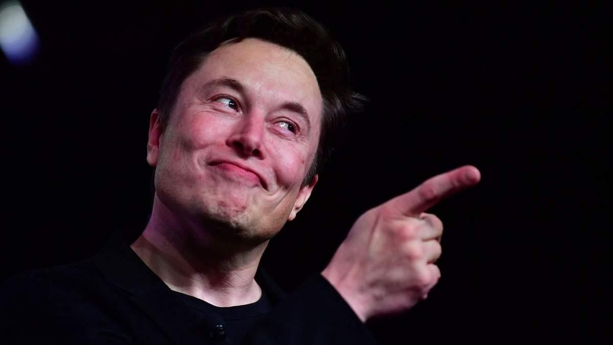 Ілон Маск стрімко багатіє