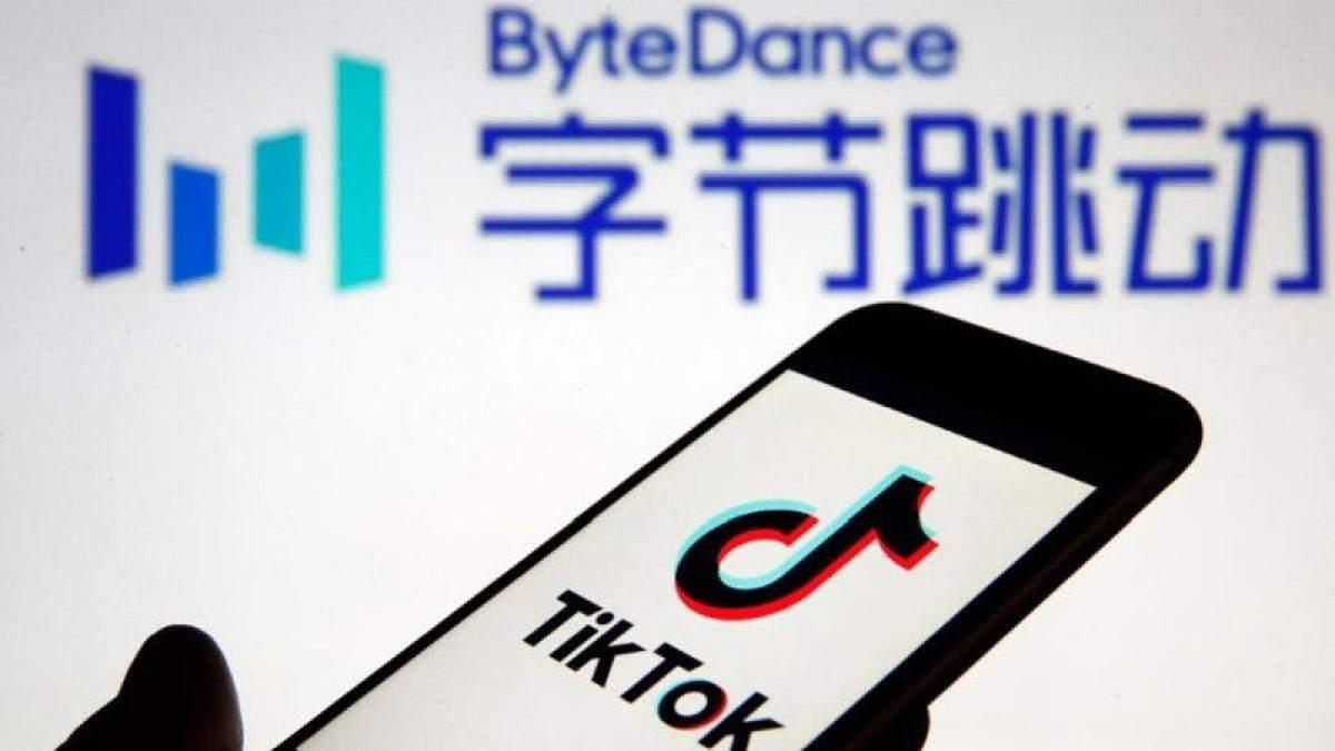 Материнская компания TikTok отложила выход на биржу