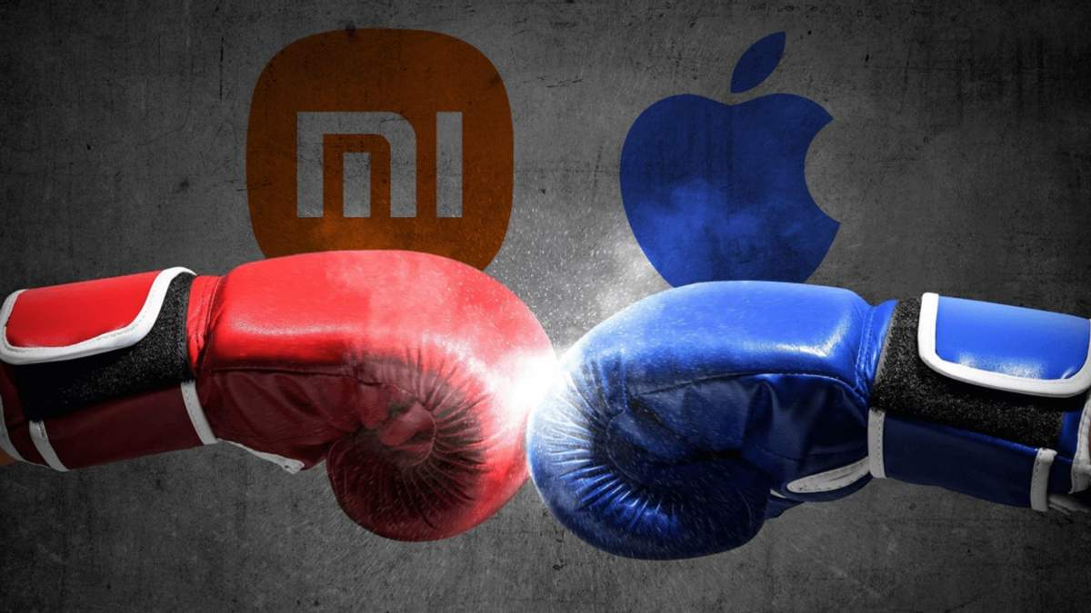 Xiaomi обігнав Apple