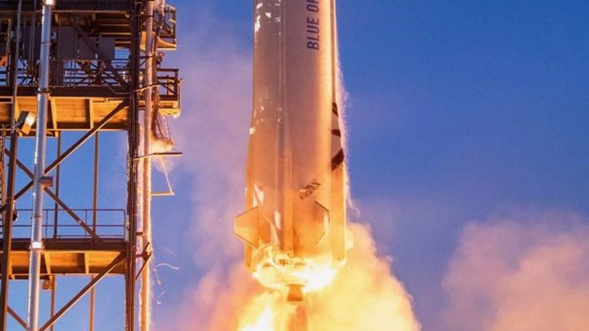 Ракеты New Shepard