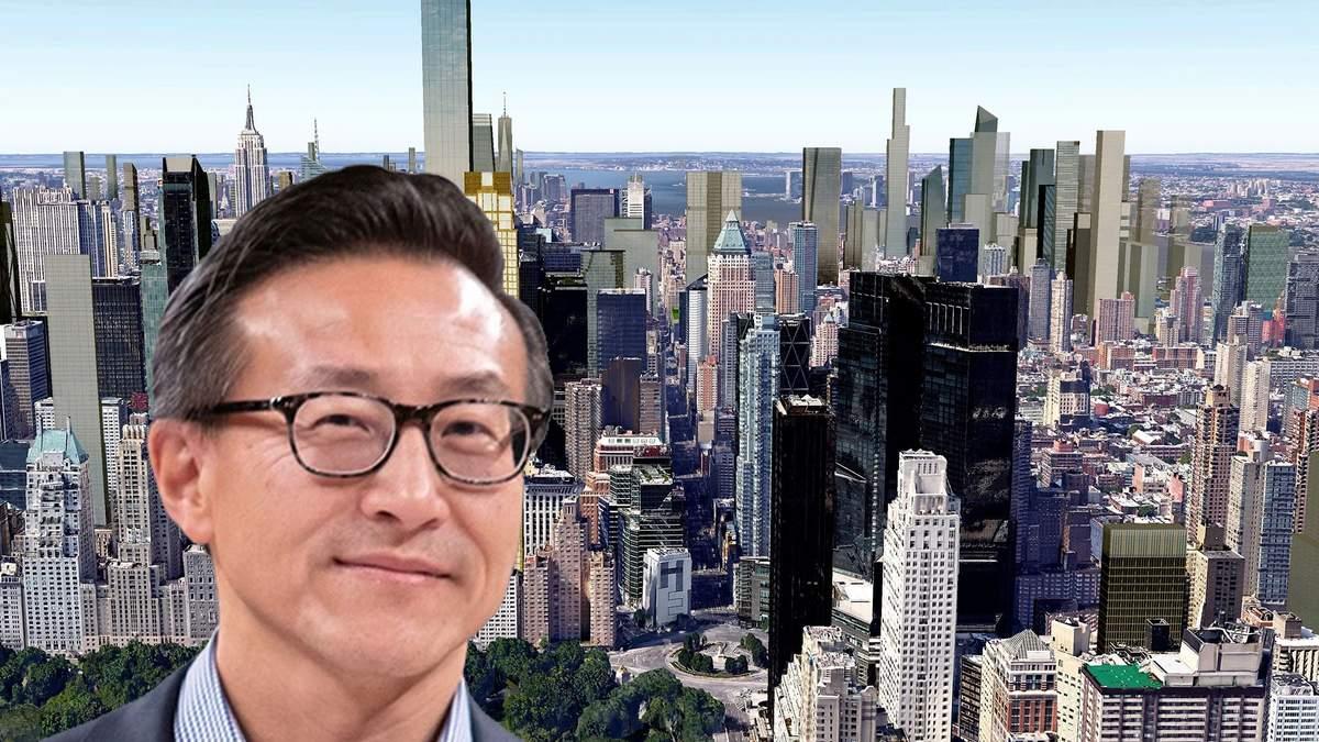 Джо Цай является давним любителем Нью-Йорка