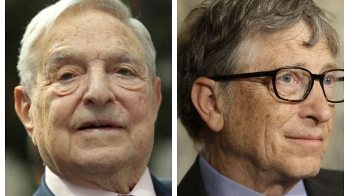 Новая инициатива Билла Гейтса и Джорджа Сороса