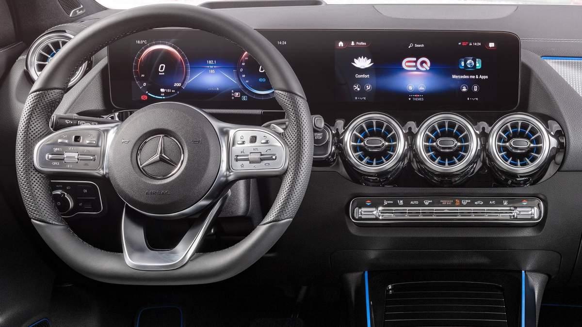 У Daimler та Mercedes-Benz грандіозні плани на електромобілі