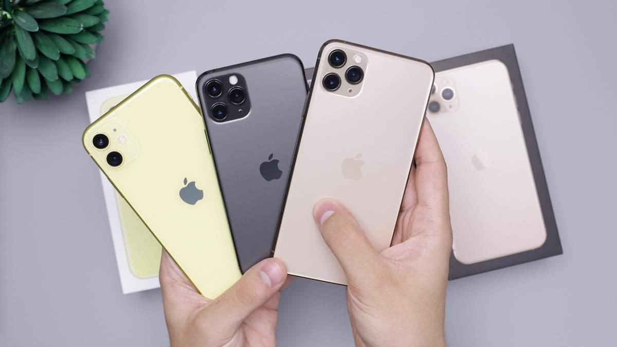 Смартфони дорожчатимуть через нестачу чипів