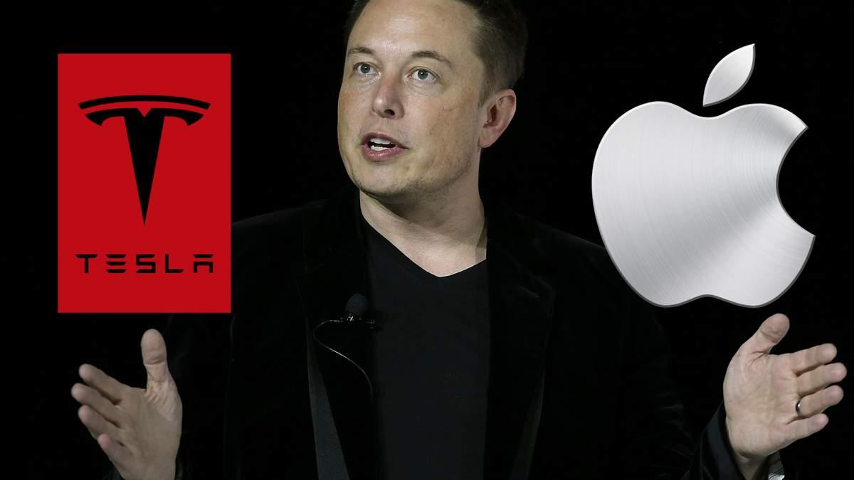 Илон Маск раскритиковал Apple по поводу использования кобальта в аккумуляторах