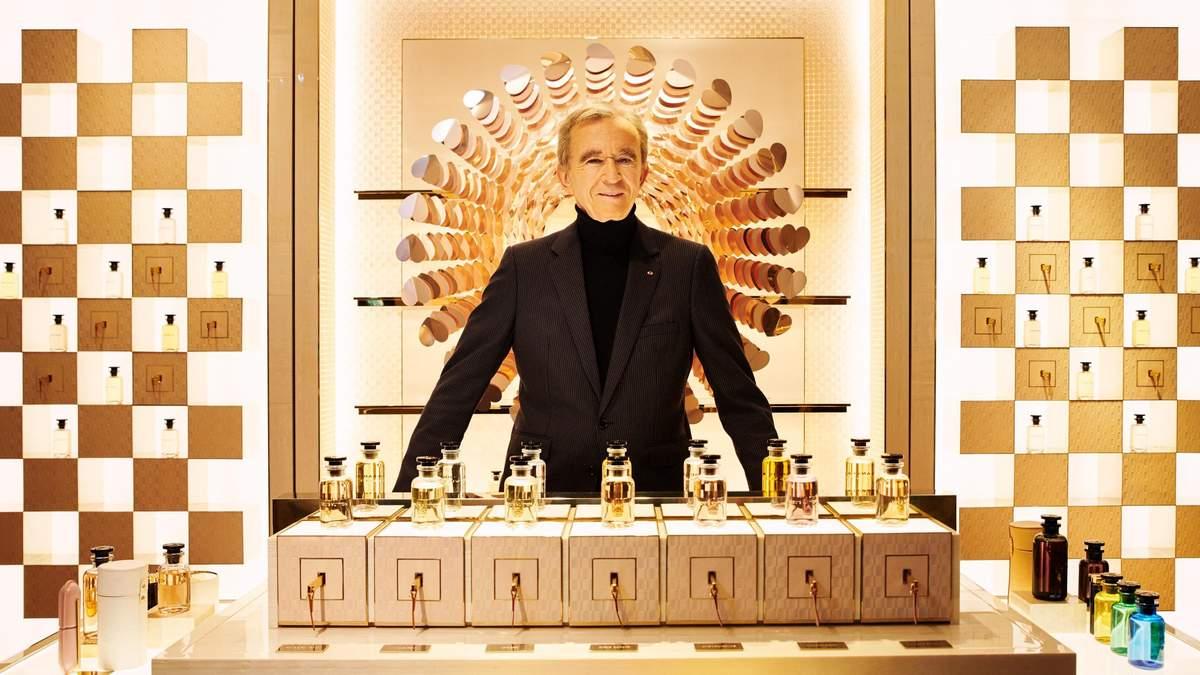 Власник LVMH вчергове став найбагатшою людиною світу
