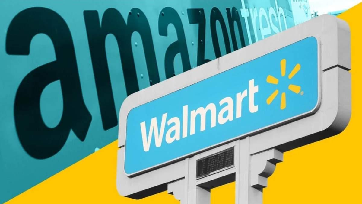 Amazon випередив Walmart