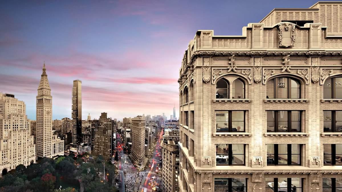 Джефф Безос скупает Нью-Йорк