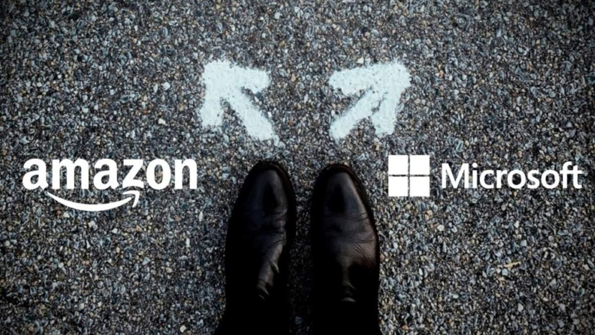 Топменеджер Amazon переходить у Microsoft