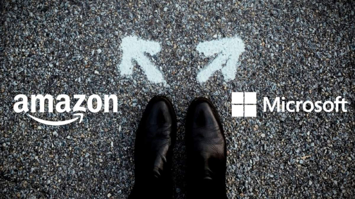 Топ-менеджер Amazon переходит в Microsoft