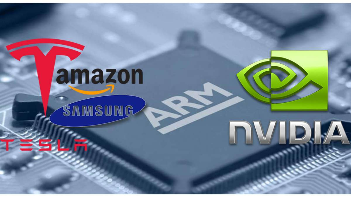 Ілон Маск, Джефф Безос та Samsung проти Nvidia