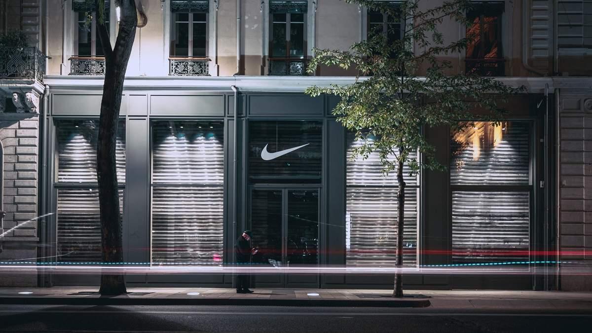 Компанія Nike закрила всі свої офіси на тиждень