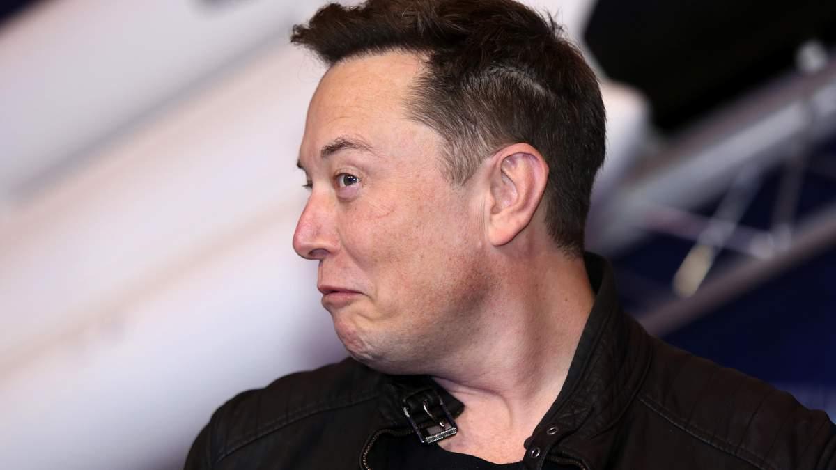 Илон Маск высмеял конкурента Tesla