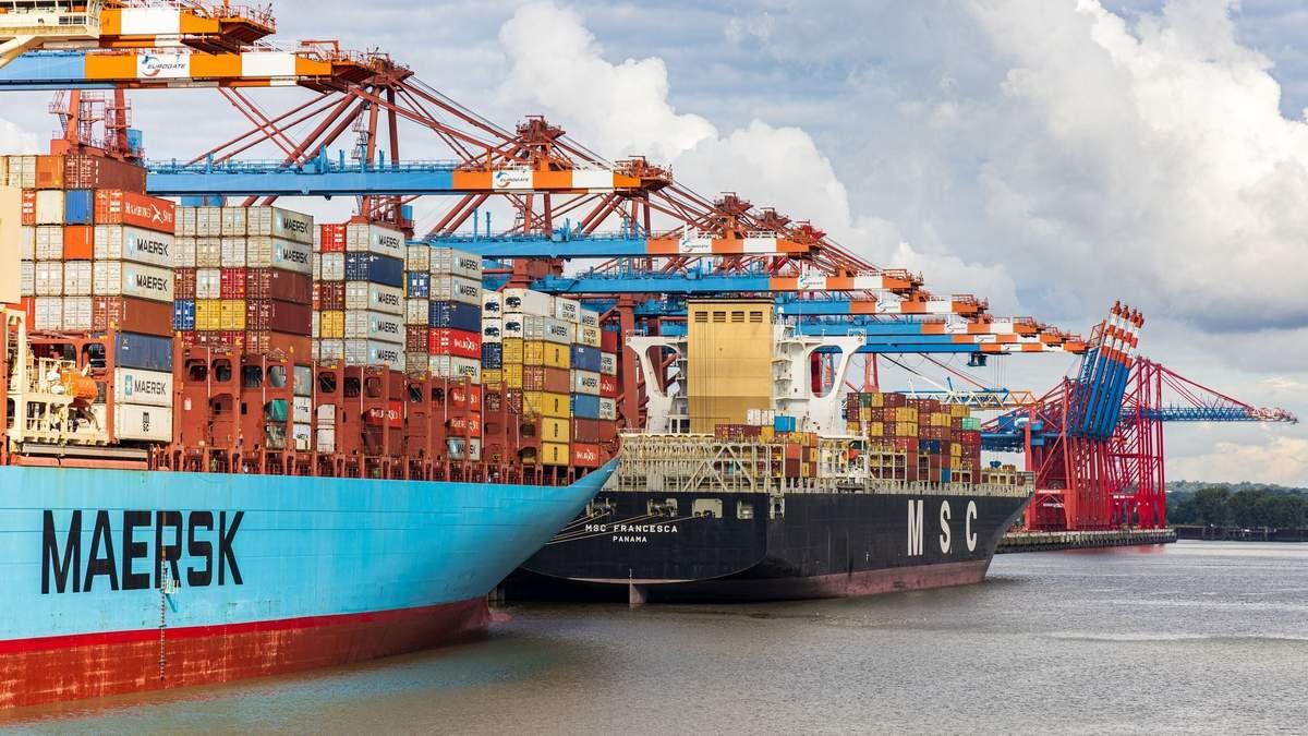 Вплив кризи морських перевезень на бізнес