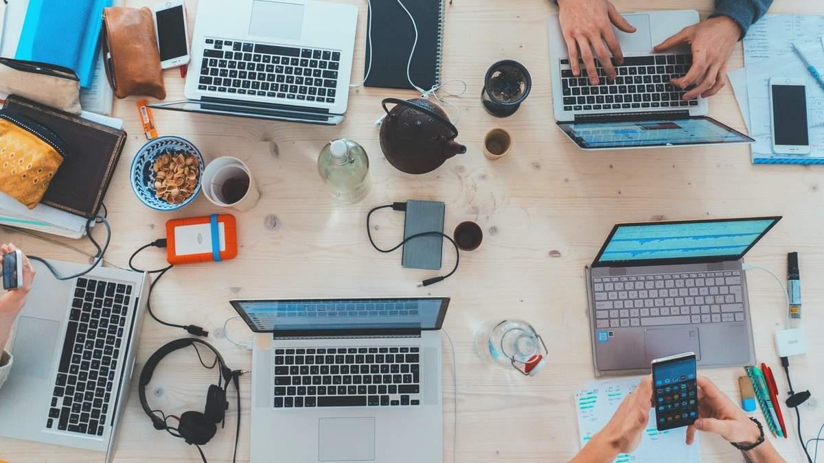 Опрос предпринимателей, ведущих бизнес в онлайне