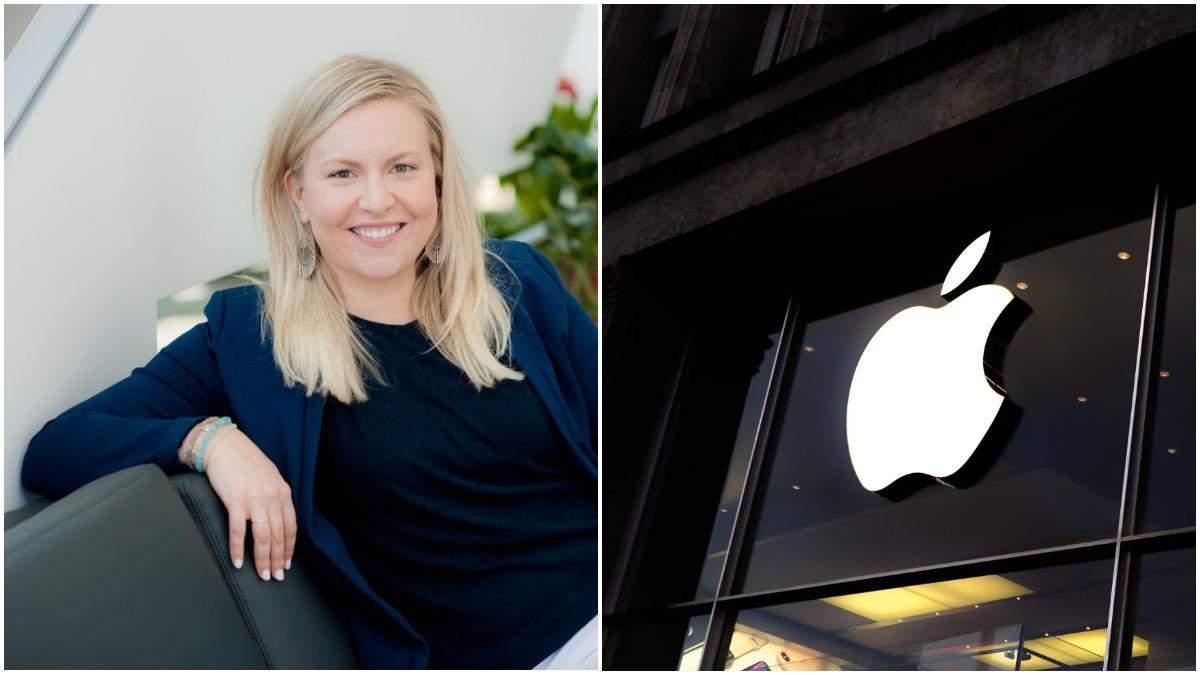 Скандал с увольнением из компании Apple