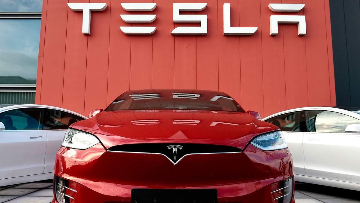 Прогнозовані обсяги виробництва авто компанії Tesla