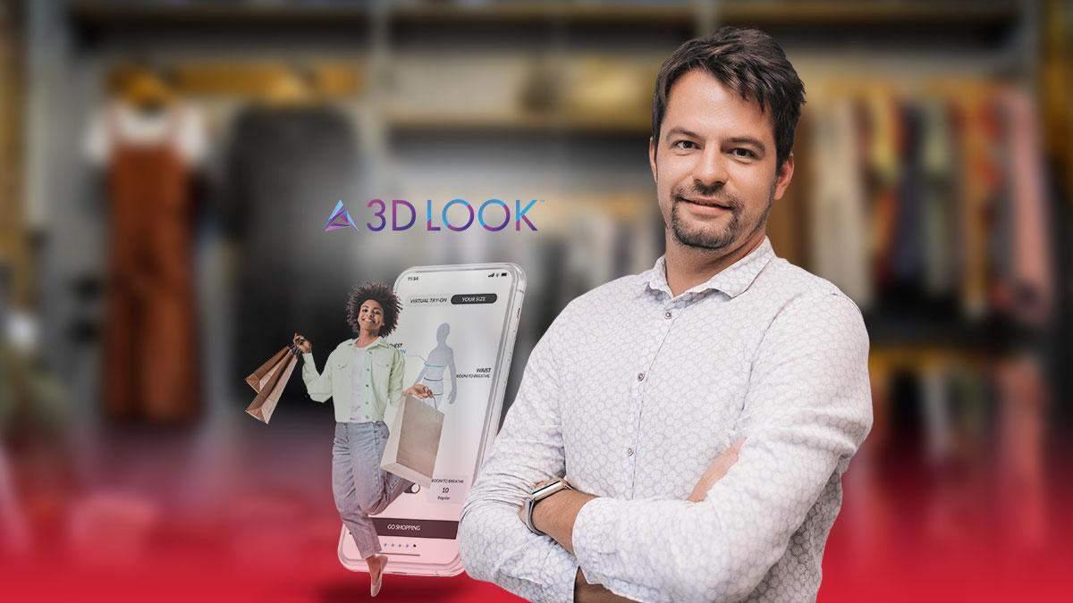 Міряти одяг можна онлайн: інтерв'ю зі співзасновником 3DLook - Головні новини - Бізнес