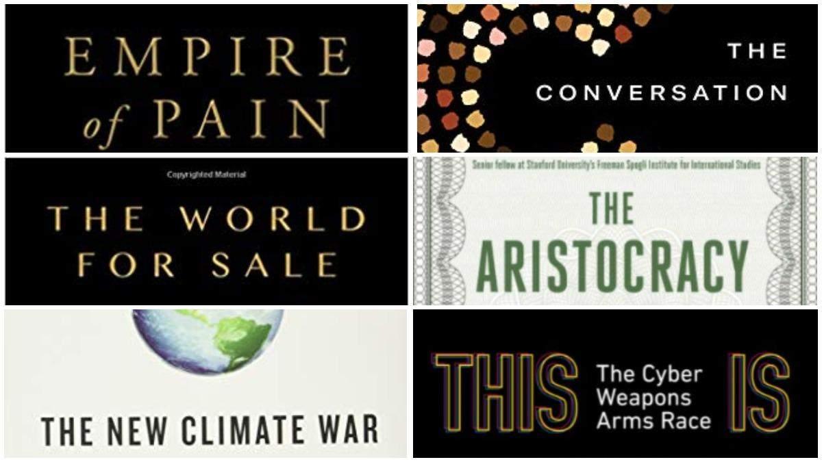 Лучшие книги о бизнесе 2021 года