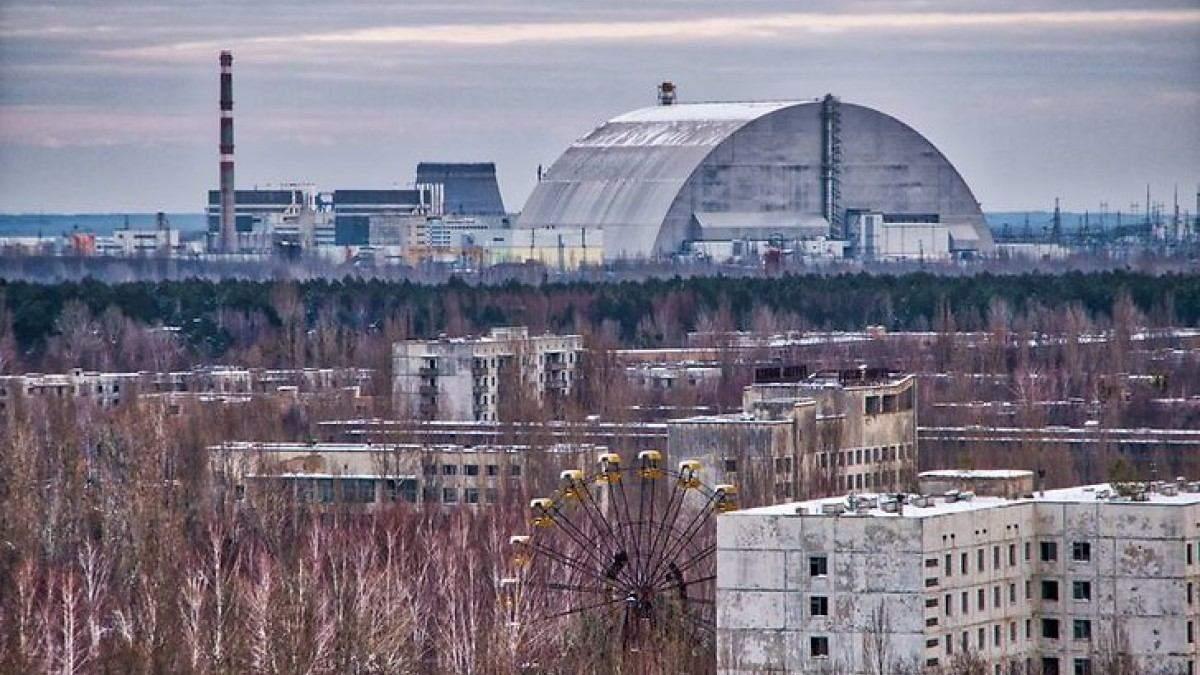 Бизнесу предлагают арендовать недвижимость в Чернобыльской зоне
