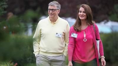 Білл Гейтс сказав друзям, що у шлюбі з Меліндою не було любові, – ЗМІ