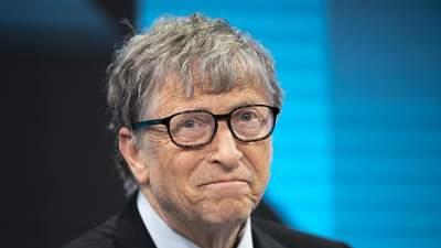 Білл Гейтс вперше з'явився в мережі після оголошення про розлучення: фото