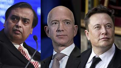 В одном клубе с Маском и Безосом: как индиец Амбани заработал 100 миллиардов