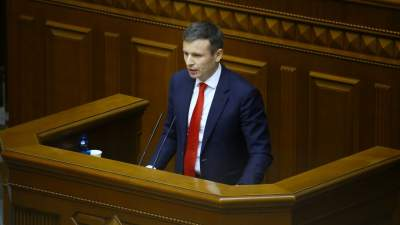 Окрім кредитування, держава не надасть підтримки бізнесу, – міністр Марченко про бюджет