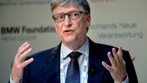 Откройтесь для идей, которые кажутся дикими, – Билл Гейтс о борьбе с изменением климата