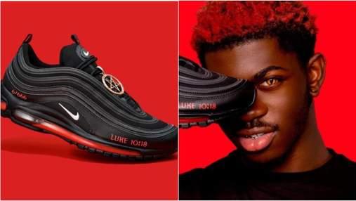 Кроссовки с настоящей человеческой кровью запретили продавать: суд удовлетворил иск Nike