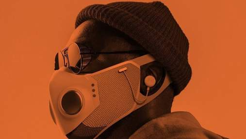С встроенным микрофоном и вентилятором: Will.i.am продает умные маски