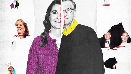 """Нові """"брудні"""" деталі розлучення Білла та Мелінди Гейтс: пара все спростовує"""