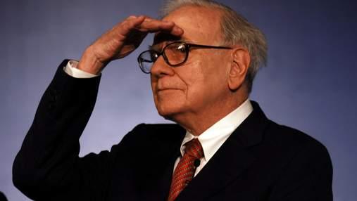 Воррен Баффет зробив неочікувану інвестицію на 500 мільйонів доларів: куди він вклав гроші