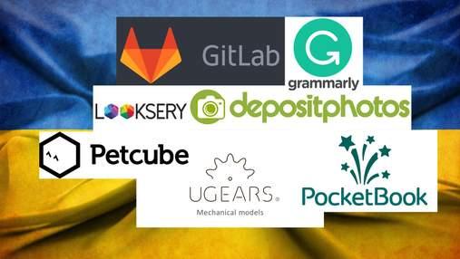 7 стартапів з України, які знає весь світ: перелік, засновники та інвестори вас здивують