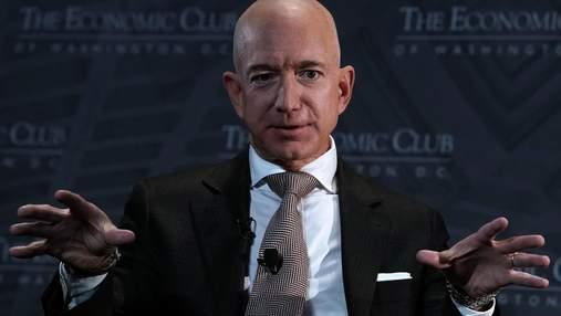 Джефф Безос достиг рекордного состояния: сколько денег имеет самый богатый человек мира сейчас