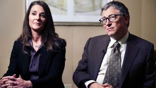 Билл Гейтс и Мелинда Гейтс официально развелись