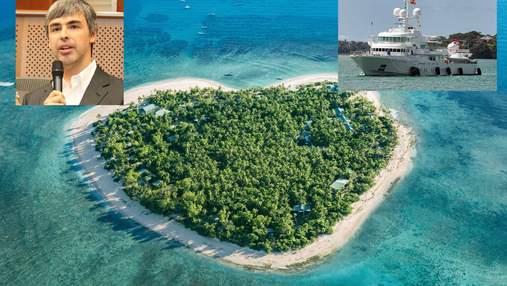 Найдено соучредителя Google, который исчез больше года назад: на острове и без суперъяхты