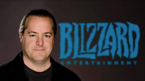 Секс-скандал в Blizzard Activision: глава компании уходит с должности