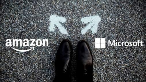 Это настоящий шок, — топ-менеджер Amazon переходит в Microsoft