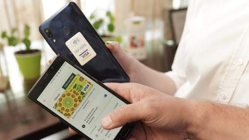 В Украине запустят приложение, которое позволит использовать смартфон в качестве POS-терминала