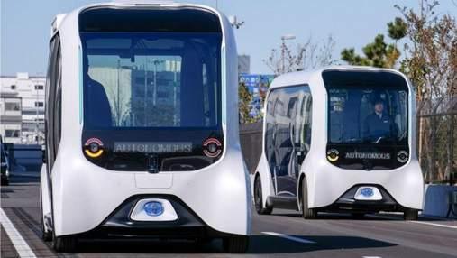 Toyota возобновит эксплуатацию своих беспилотных автобусов после инцидента с паралимпийцем