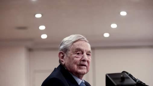 Вливание миллиардов долларов в Китай –это трагическая ошибка, –миллиардер Джордж Сорос