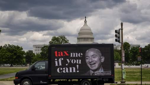Более 700 богачей США потеряют сотни миллиардов из-за нового налога